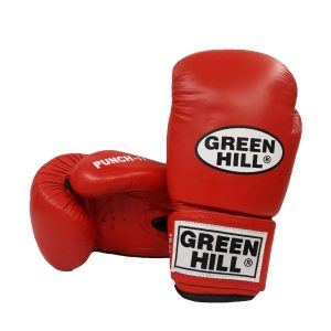 BGP 2007 GREEN HILL BOXING GLOVES PUNCH II