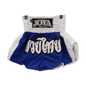 Kick Boxing - MMA Shorts - Άσπρο - Μπλε