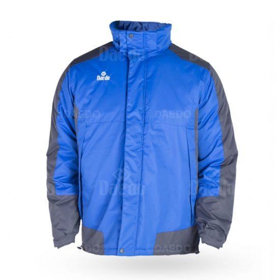 Padding Jacket - Blue/Grey