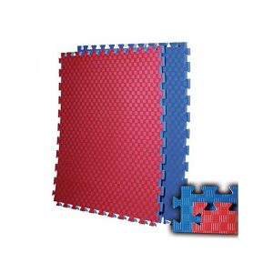 TM 3007 UNIVERSAL TATAMI MAT (BLUE / RED / BLACK) | Συνιστάται για πολεμικές τέχνες: Taekwondo, Karate, Full Contact, Kick Boxing.